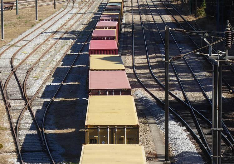 transport intermodalny łączony