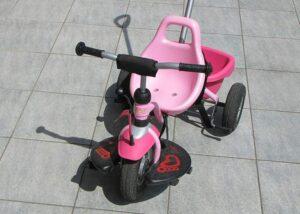 trzykołowy trójkołowy rowerek rower dla dziecka