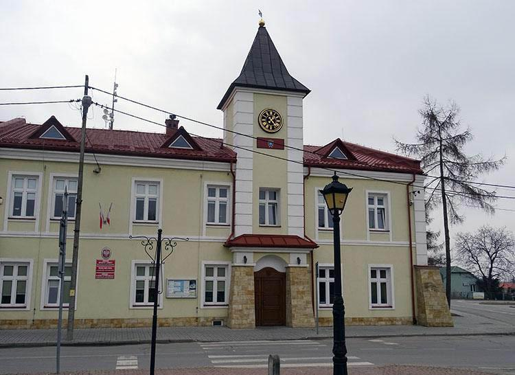 urząd miasta Baranów Sandomierski ciekawostki