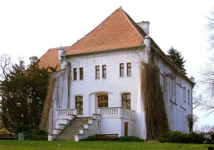 zamek Szamotuły ciekawostki
