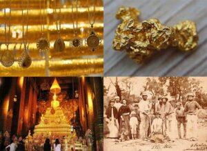 złoto ciekawostki o złocie