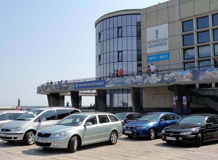 Akwarium Gdyńskie Gdynia ciekawostki atrakcje zabytki co zobaczyć Trójmiasto