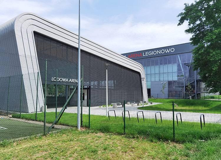 Arena Legionowo ciekawostki atrakcje
