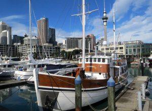 Auckland ciekawostki Nowa Zelandia atrakcje