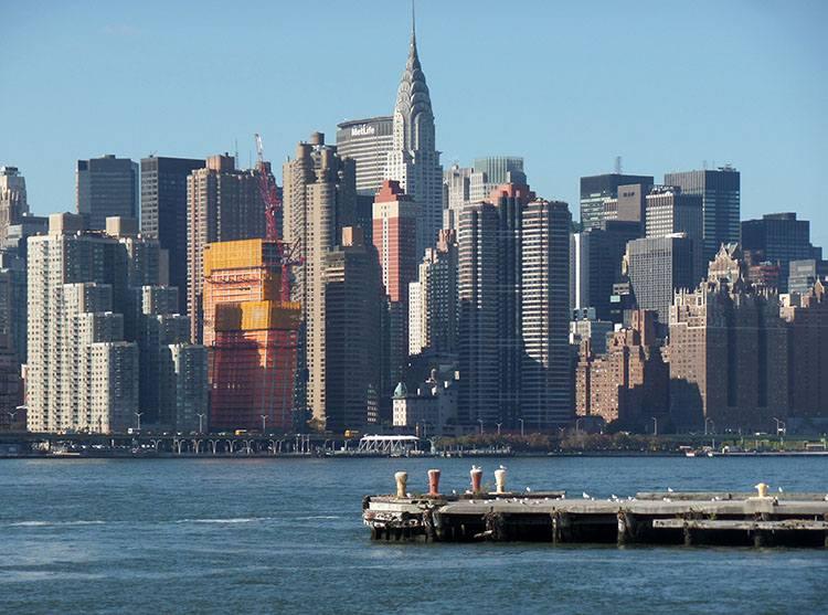 Brooklyn Chrysler Building ciekawostki Nowy Jork Manhattan