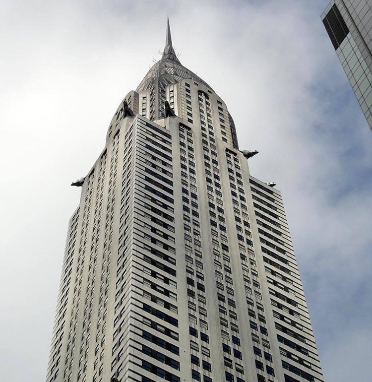Chrysler Building ciekawostki Nowy Jork Manhattan