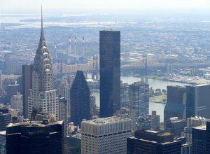 Empire State Chrysler Building ciekawostki Nowy Jork Manhattan