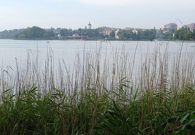 Jezioro Ełckie Ełk zabytki ciekawostki atrakcje