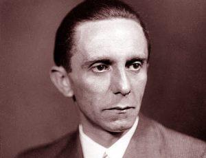 Joseph Goebbels cytaty