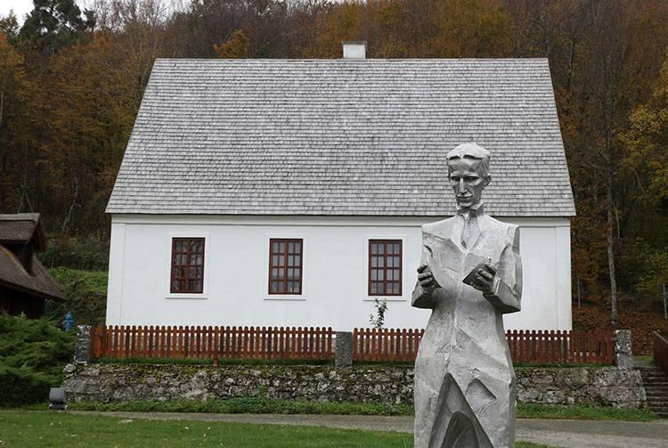 elektryczność Nikola Tesla ciekawostki biografia wynalazki
