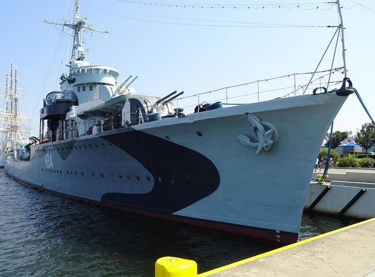 ORP Błyskawica Gdynia ciekawostki atrakcje zabytki co zobaczyć Trójmiasto