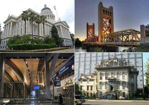 Sacramento miasto Kalifornia atrakcje ciekawostki