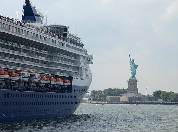 Statua Wolności Staten Island Ferry Nowy Jork ciekawostki Manhattan