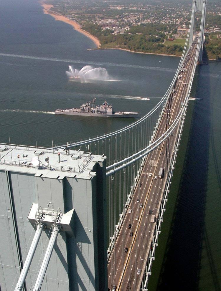 most Verrazano Staten Island ciekawostki Manhattan Nowy Jork