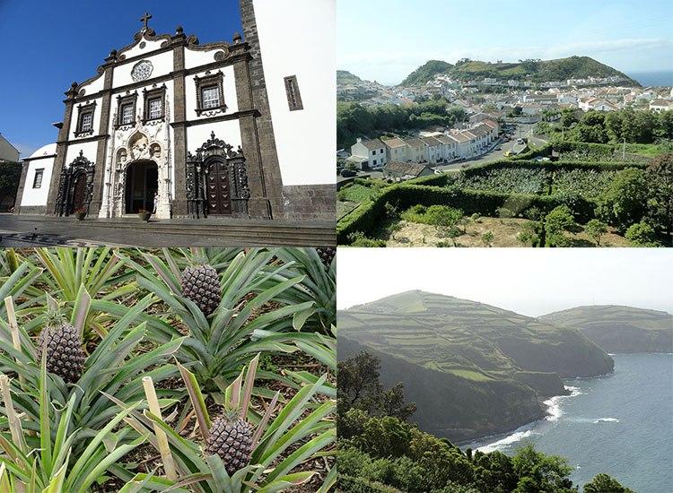 Wyspy Azory ciekawostki atrakcje Portugalia