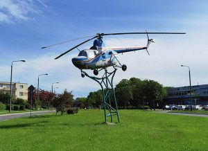 rondo helikopter śmigłowiec Świdnik ciekawostki informacje atrakcje