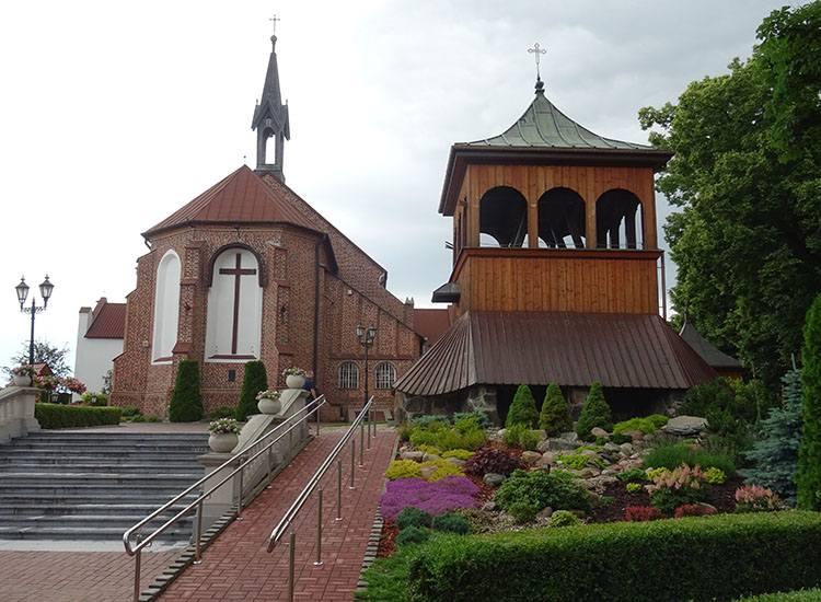 kościół Grójec ciekawostki atrakcje zabytki