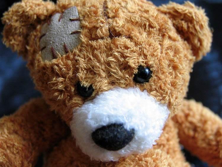 miś pluszowy przytulanka zabawka zabawki ciekawostki historia dzieci gry zabawa