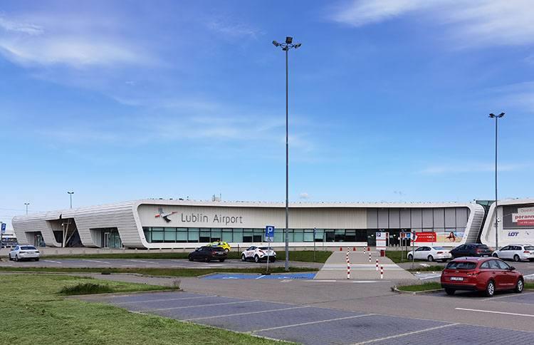 port lotniczy lotnisko Lublin Świdnik ciekawostki informacje atrakcje