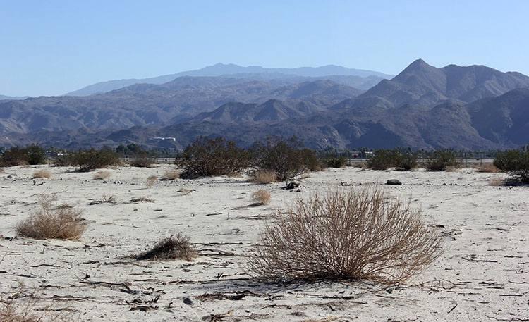 pustynia Palm Springs ciekawostki atrakcje Kalifornia