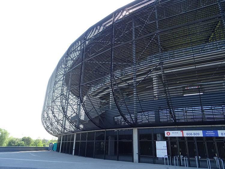 stadion Górnik Zabrze ciekawostki atrakcje zabytki