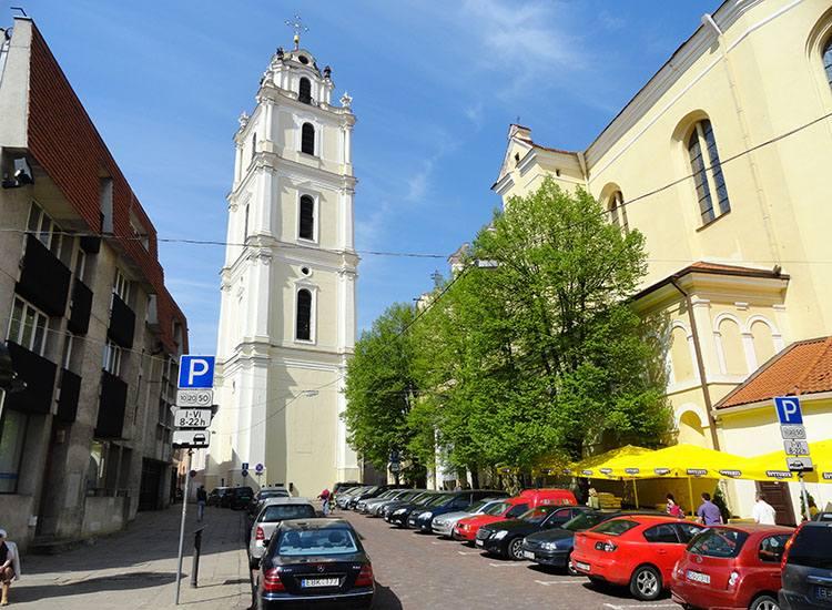stare miasto Wilno ciekawostki atrakcje zabytki Litwa