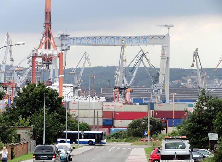stocznia Gdynia ciekawostki atrakcje zabytki co zobaczyć Trójmiasto