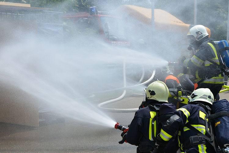 strażacy pożar hejnał mariacki Kraków ciekawostki