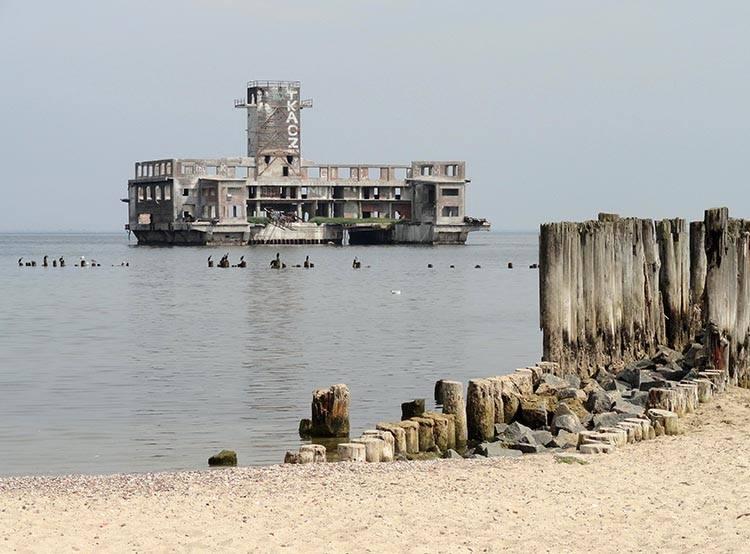 torpedownia Babie Doły Gdynia ciekawostki atrakcje zabytki co zobaczyć Trójmiasto