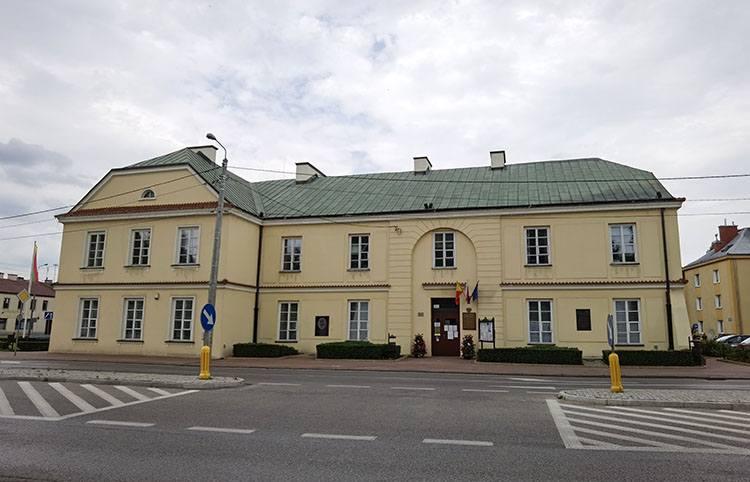 urząd gminy Jabłonna ciekawostki atrakcje