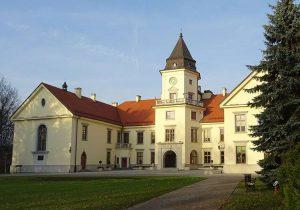 zamek Tarnobrzeg ciekawostki atrakcje zabytki