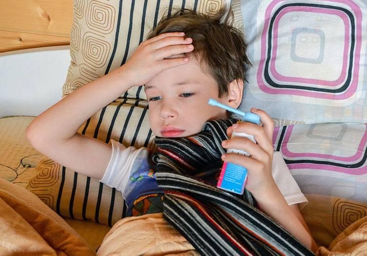 zapalenie opon mózgowych dziecko dzieci choroba