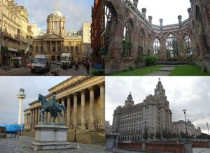 Anglia Liverpool ciekawostki zabytki atrakcje