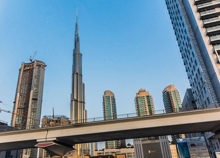Burdż Chalifa Burj Khalifa Dubaj ciekawostki