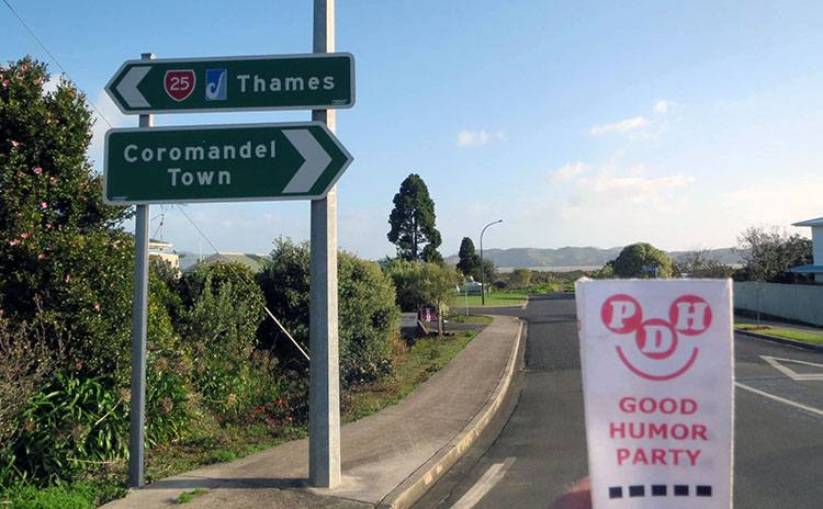 Coromandel Nowa Zelandia ciekawostki