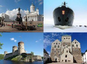 Finlandia Helsinki ciekawostki informacje atrakcje zabytki