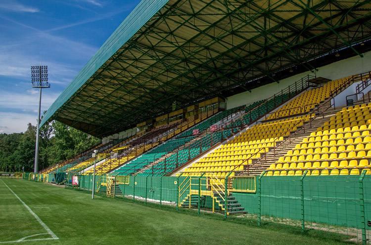 GKS Katowice stadion ciekawostki atrakcje zabytki