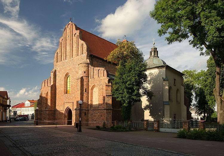 kościół św. Bartłomieja Konin ciekawostki atrakcje zabytki