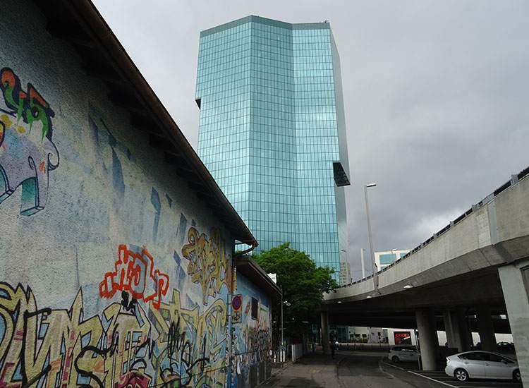 Prime Tower Zurych ciekawostki atrakcje Szwajcaria