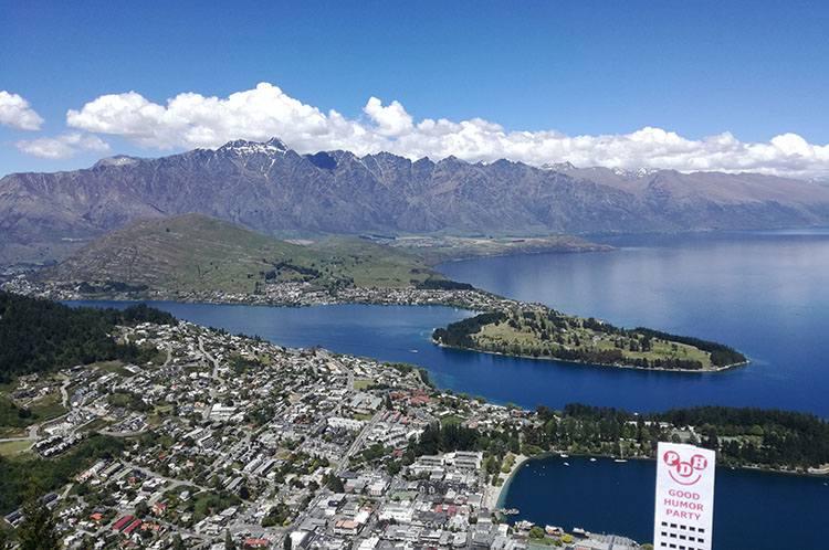Queenstown Nowa Zelandia ciekawostki