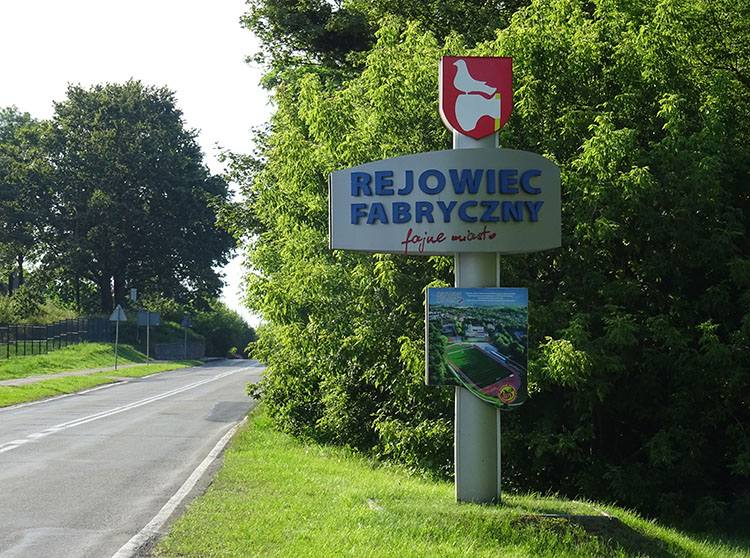 Rejowiec Fabryczny ciekawostki informacje atrakcje miasto lubelskie