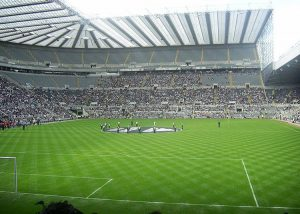 St James Park stadion Newcastle United ciekawostki