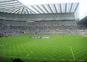 St James Park stadion Newcastle United ciekawostki