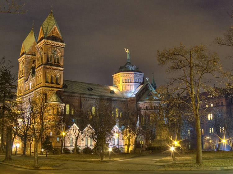 bazylika Katowice ciekawostki atrakcje zabytki