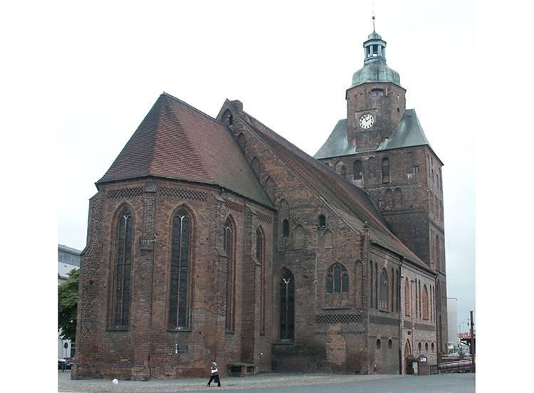 katedra Gorzów Wielkopolski ciekawostki zabytki atrakcje