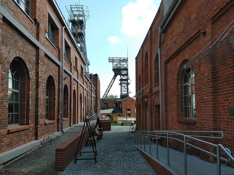 kopalnia Ignacy muzeum-Rybnik ciekawostki atrakcje zabytki