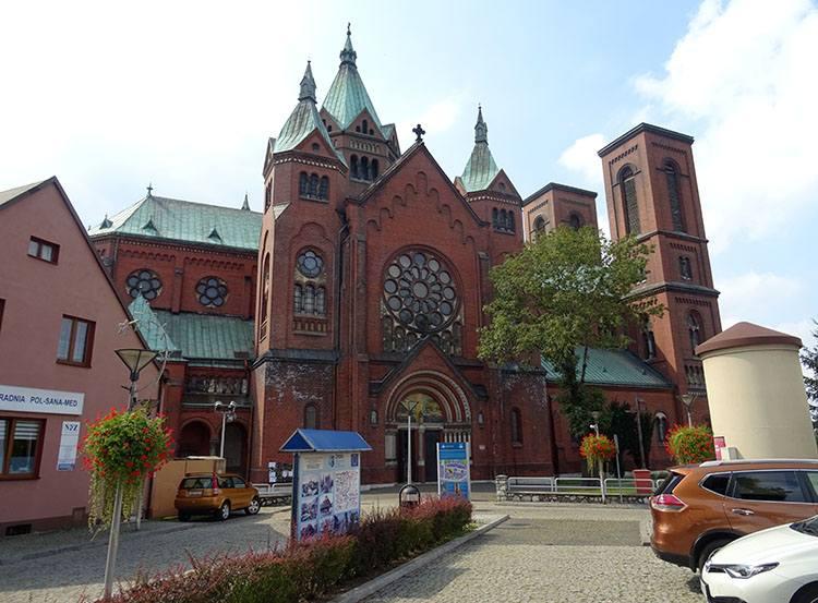 kościół Czeladź ciekawostki zabytki atrakcje