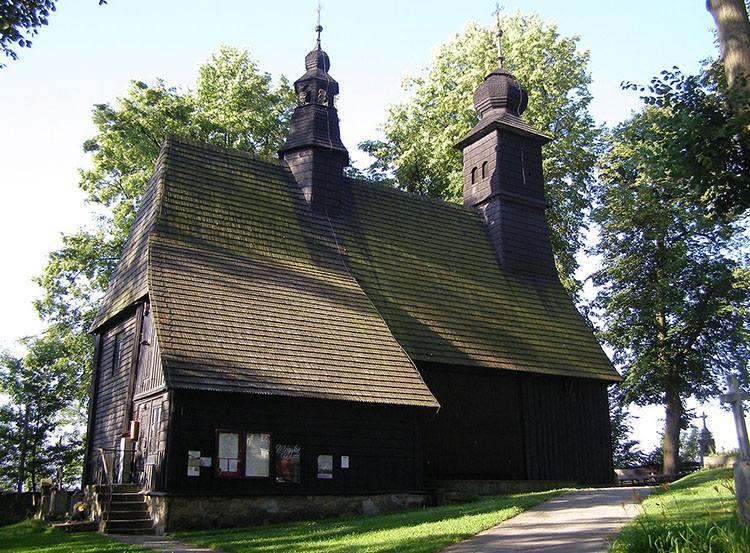 kościół św. Anny miasto Nowy Targ ciekawostki atrakcje zabytki Podhale