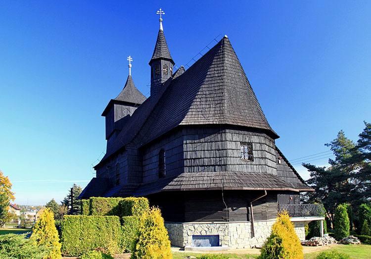 kościół św. Katarzyny Rybnik ciekawostki atrakcje zabytki