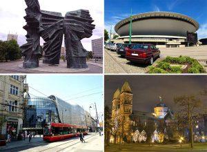 miasto Katowice ciekawostki atrakcje zabytki